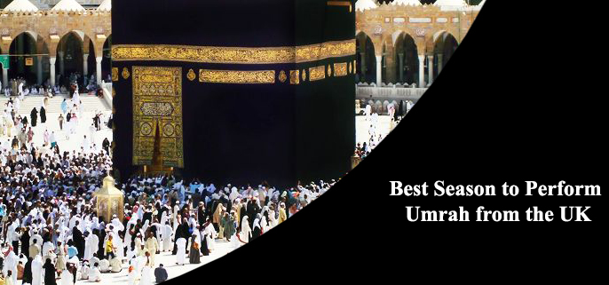 Best Season to Perform Umrah from the UK